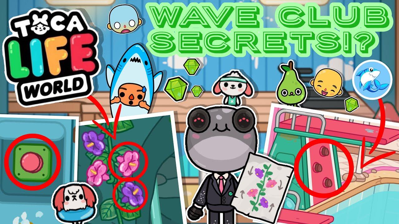 Download Toca Life World | Watermelon Wave Club Secrets!? 😱💎