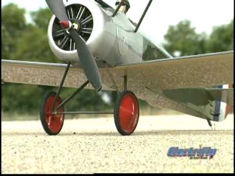 TowerHobbies com   Great Planes ElectriFly Sopwith Camel ARF 35 5