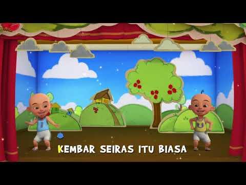 Lagu+Lirik Upin dan Ipin - Gembira Bermain