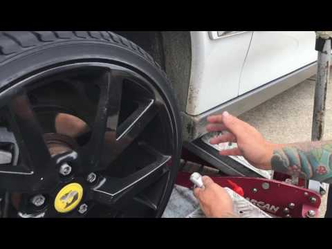 White Wall Tyre Application