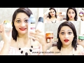 My Secret Skin Care Products 2016   Best Skincare Products   MUST TRY   Available in India  