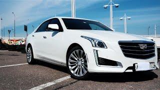 Новый Cadillac ATS-V 2016 года: фото, видео, стоимость