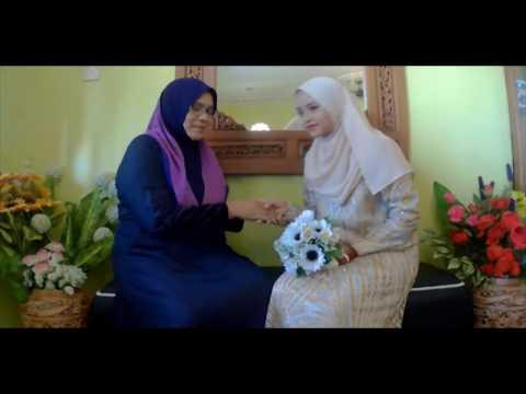 Majlis Pertunangan Najihah dan Mohsin