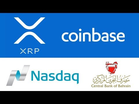 Coinbase Lists XRP! - XRP Not A Security & Coinbase xRapid? - Nasdaq BTC & ETH Index Live