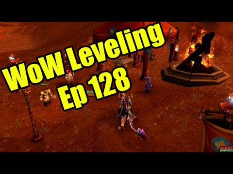 WoW Leveling: Ep 128 - Kalimdor Fires
