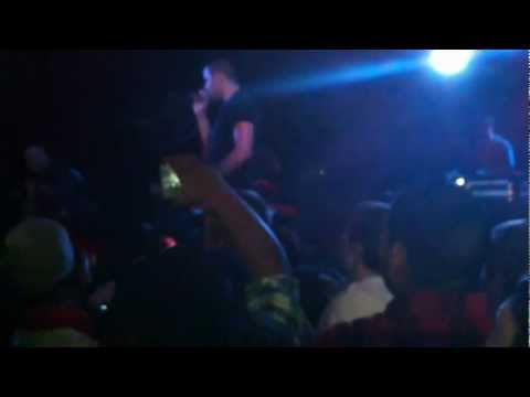 J.Cole Throws Fans Out Of Show