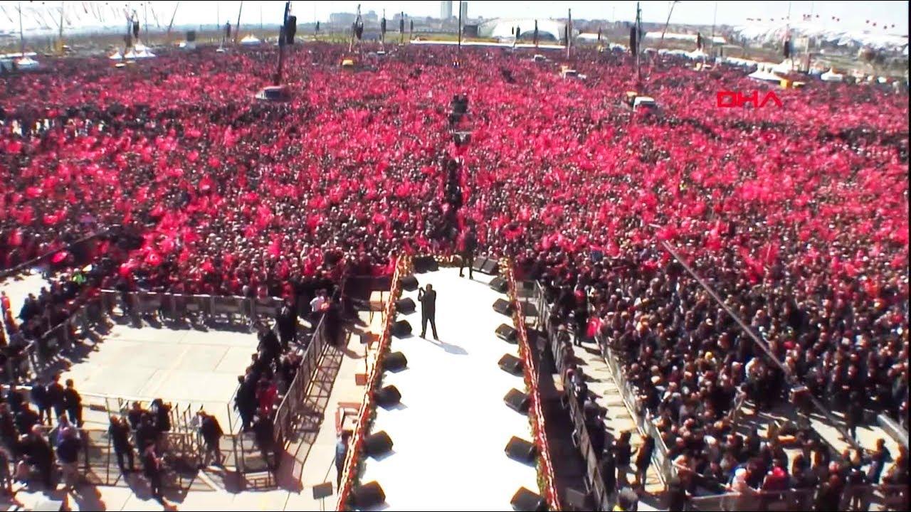 Mustafa Yıldızdoğan Büyük İstanbul Yenikapı Miting Konseri Gittiler
