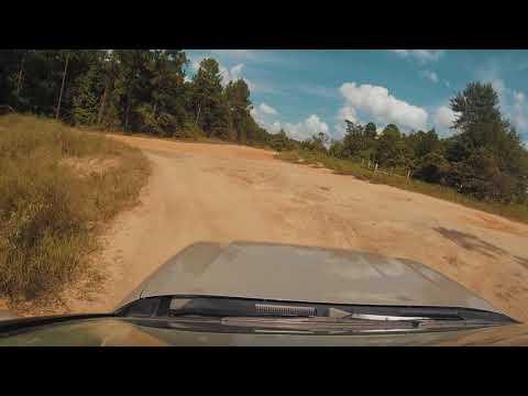 GX460 at Creekside Offroad Ranch