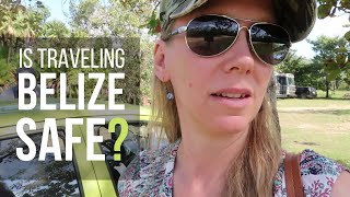 IS BELIZE SAFE? San Ignacio, Belize to Bacab Eco Park | Traveling BELIZE || AT HOME ON THE GO