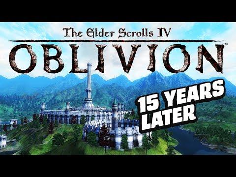 Oblivion Is Still