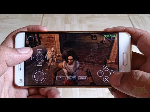 Prince Of Persia Rival Sword (The Two Thrones) - Android Smartphone Play & Settings - NOT Fake!!!