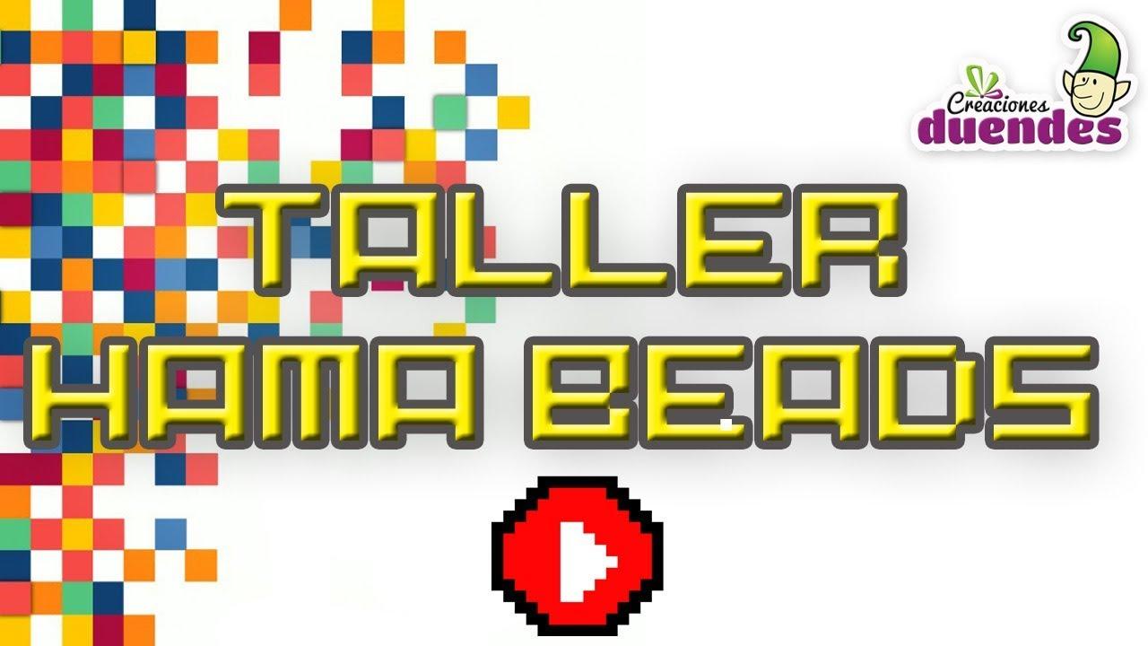Taller Hama Beads Santa Clara