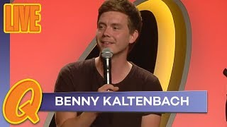 Benny Kaltenbach Online Essen bestellen  Quatsch Comedy Club LIVE