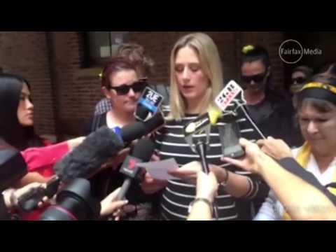 Kelsall 'emotionless' as guilty verdict pronounced     01:18