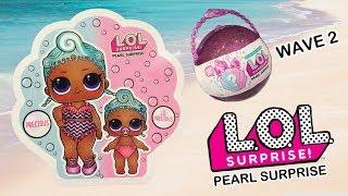 LOL Purple Pearl Surprise Wave 2 Unboxing Photos | L.O.L. Ultra Rare Precious & Lil Precious