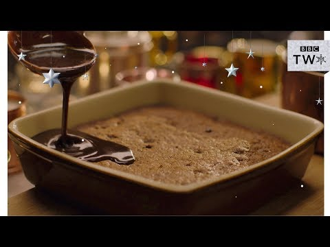 Sticky Toffee Pudding – Nigella: At My Table  Christmas – BBC TWO