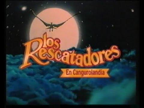 Los rescatadores en Cangurolandia (Trailer en castellano)
