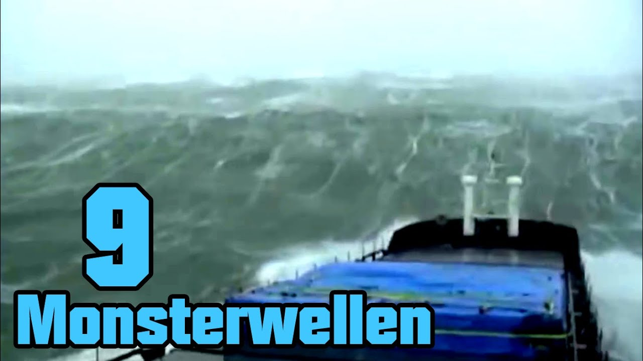 Monsterwellen