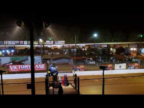 Laurens Speedway 604 Crate main 4/21/18