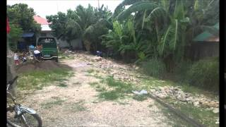 Nailon Bogo Cebu Making Strong Fence lots friends helping  August 12th 2014 mp4