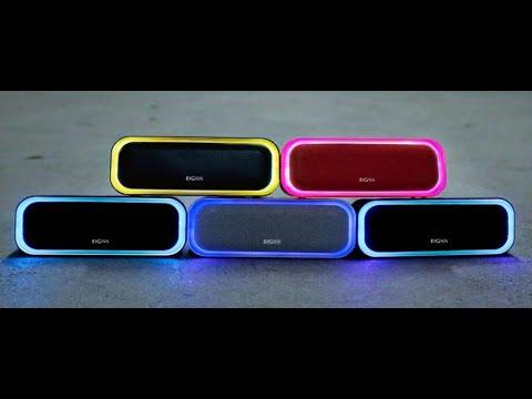 DOSS Soundbox Pro - лучшая колонка Bluetooth