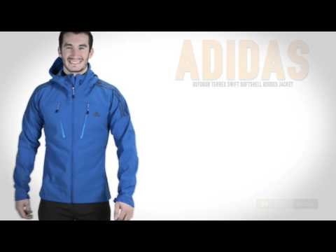 adidas outdoor Terrex Swift Soft Shell Jacket Hooded (For