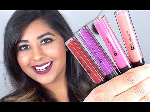 NEW BH Cosmetics Liquid Lipsticks: Review & Lip Swatches!