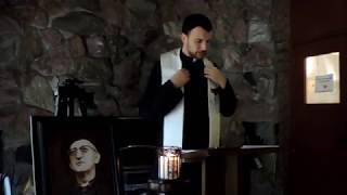 """Ks. Adam Slominski SChr - Konferencja """"Mój Wybór Wolności"""""""