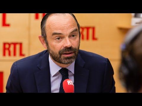 Édouard Philippe, invité de RTL, mercredi 9 août