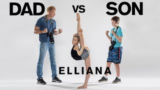 DANCE MOMS CHALLENGE ft. Elliana Walmsley