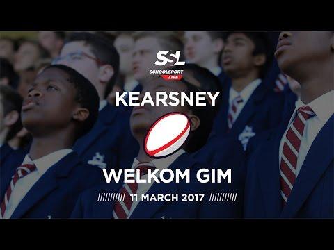 Kearsney XV vs Welkom Gim XV - 11 March 2017
