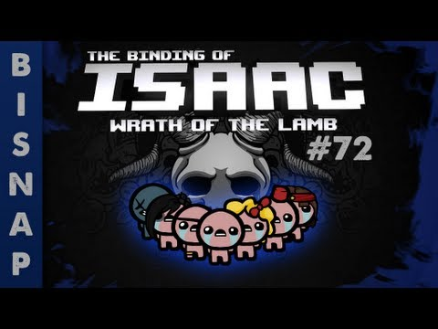 Let's Play The Binding of Isaac Episode 72 - Hello Again
