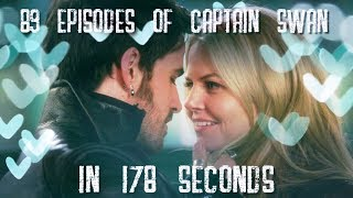 89 Episodes of Captain Swan in 178 Seconds