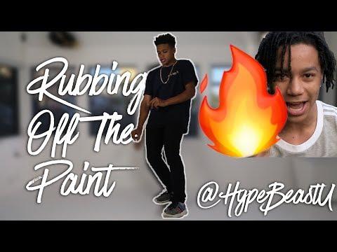 THE BEST WAY TO DANCE TO YBN Nahmir - Rubbin Off The Paint @flex.20k NEW HEAT🔥🔥🔥