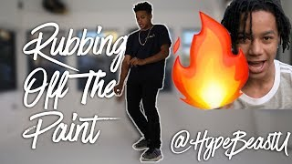 THE BEST WAY TO DANCE TO YBN Nahmir - Rubbin Off The Paint @flex.20k NEW HEAT🔥🔥🔥