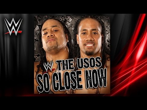 "WWE: ""So Close Now"" (The Usos) [Siva Tau] Theme Song + AE (Arena Effect)"