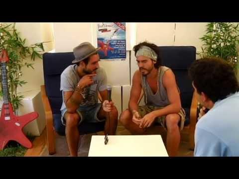 Festidreuz 2015 - Interview Frero Delavega