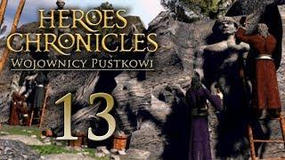 W PUŁAPCE! [#13] Heroes Chronicles: Wojownicy Pustkowi