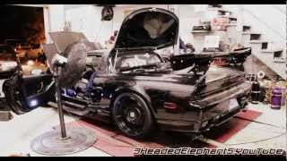 Kenne Bell SuperCharged NSX Tuning @DNR Performance Hayward, CA