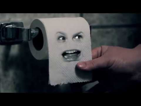 Прикол года - трагическая смерть туалетной бумаги