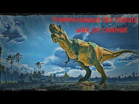 Tyrannosaurus Rex Tribute/War Of Change