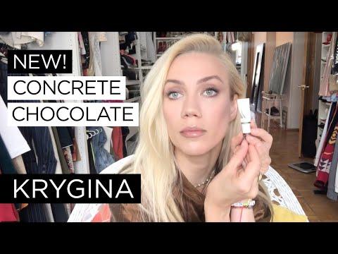 """Елена Крыгина """"Трендовый макияж в коричневых тонах. NEW Concrete Chocolate"""""""