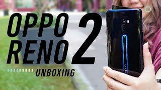 Oppo Reno2 Unboxing and Video Stabilisation Test!