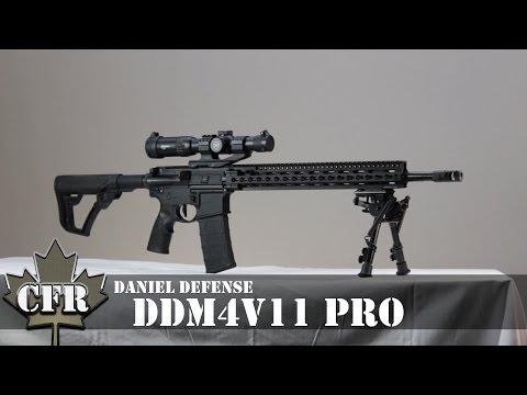 Daniel Defense DDM4V11 Pro Review