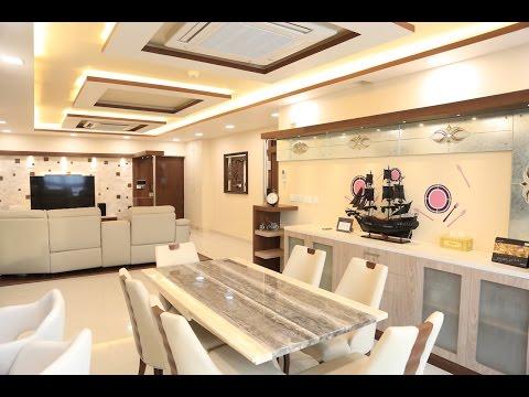 Interior Design of Mr. Vipin's House | Salarpuria Magnificia | Bonito Designs