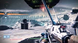Destiny Big Moon Battle