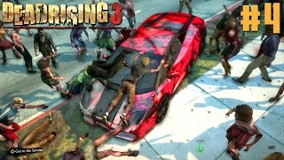 Dead Rising 3 - PC Gameplay Walkthrough Max Settings 1080p Part 4