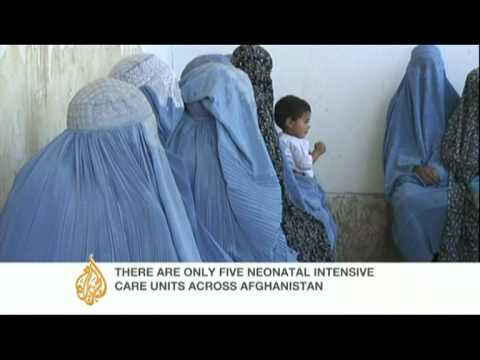 Health concerns for Afghanistan's population