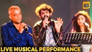 GVM & Sid Sriram Mesmerizing On Stage Live Performance