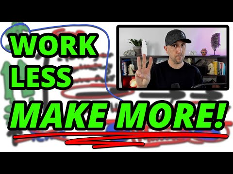 3 Ways to Get LEVERAGE in Your Business To Earn $$$ Faster!